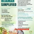 Sunday 21st Hijamah course